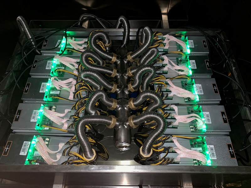 جعبه خنک کننده ماینر چیست