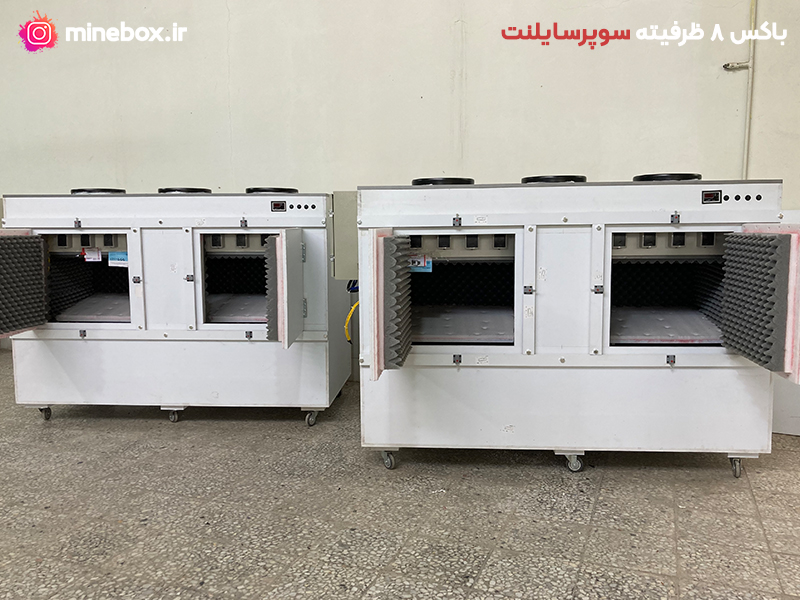 مقایسه قیمت باکس سایلنت در ایران